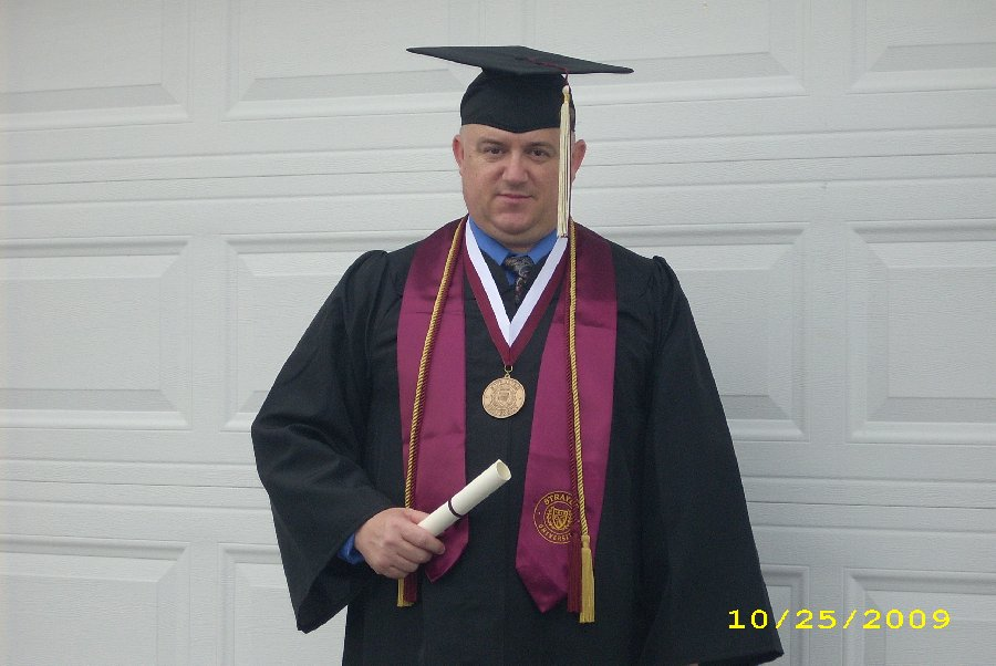 STRAYER UNIVERSITY Graduation 2009